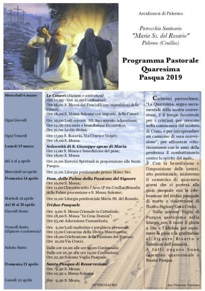 Calendario Liturgico Qumran.Santuario Cruillas Liturgia